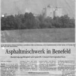 WZ 26.09.2015 Asphaltmischwerk in Benefeld